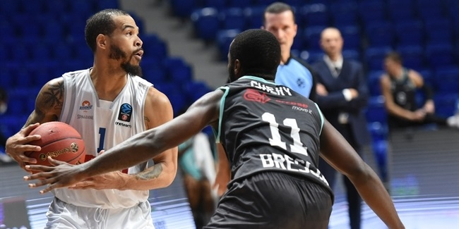 7DAYS EuroCup, Regular Season Round 1: Buducnost VOLI Podgorica vs. Germani Brescia