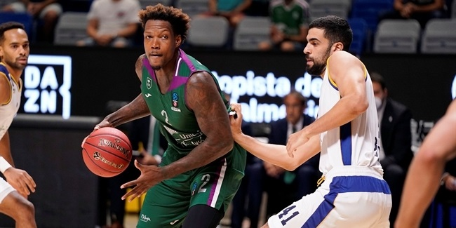 7DAYS EuroCup, Regular Season Round 1: Unicaja Malaga vs. Boulogne Metropolitans 92