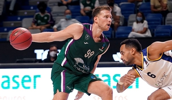 Unicaja's Mekel out 3 more months