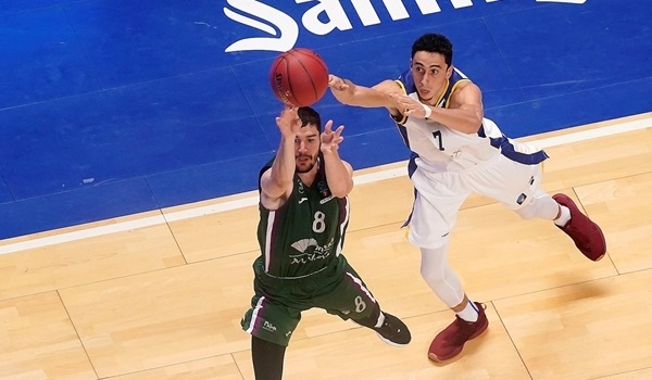 RS01 Report: Unicaja holds off resilent Metropolitans
