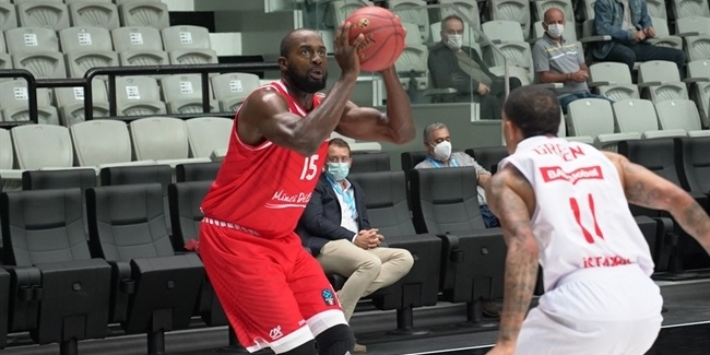 7DAYS EuroCup, Round 1 Stats Review