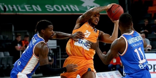 7DAYS EuroCup, Regular Season Round 1: ratiopharm Ulm vs. Mornar Bar