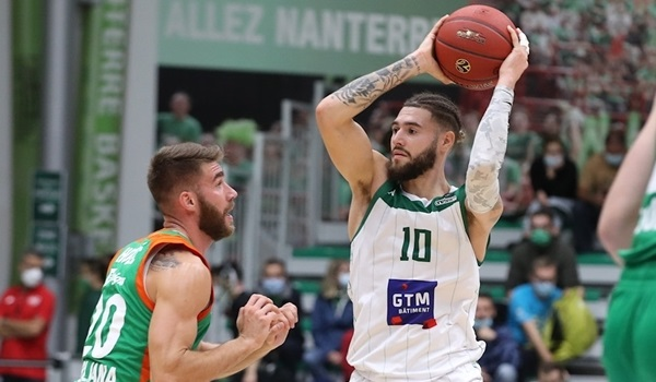 Top 16 closer look: Nanterre 92