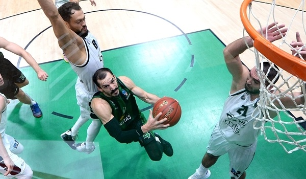 RS01 Report: Joventut rallies past Partizan