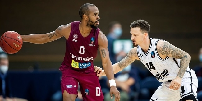 7DAYS EuroCup, Regular Season Round 1: Lietkabelis Panevezys vs. Virtus Segafredo Bologna