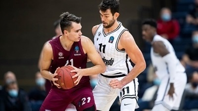 Spotlight - Gytis Masiulis, Lietkabelis: 'I keep working on my shots'