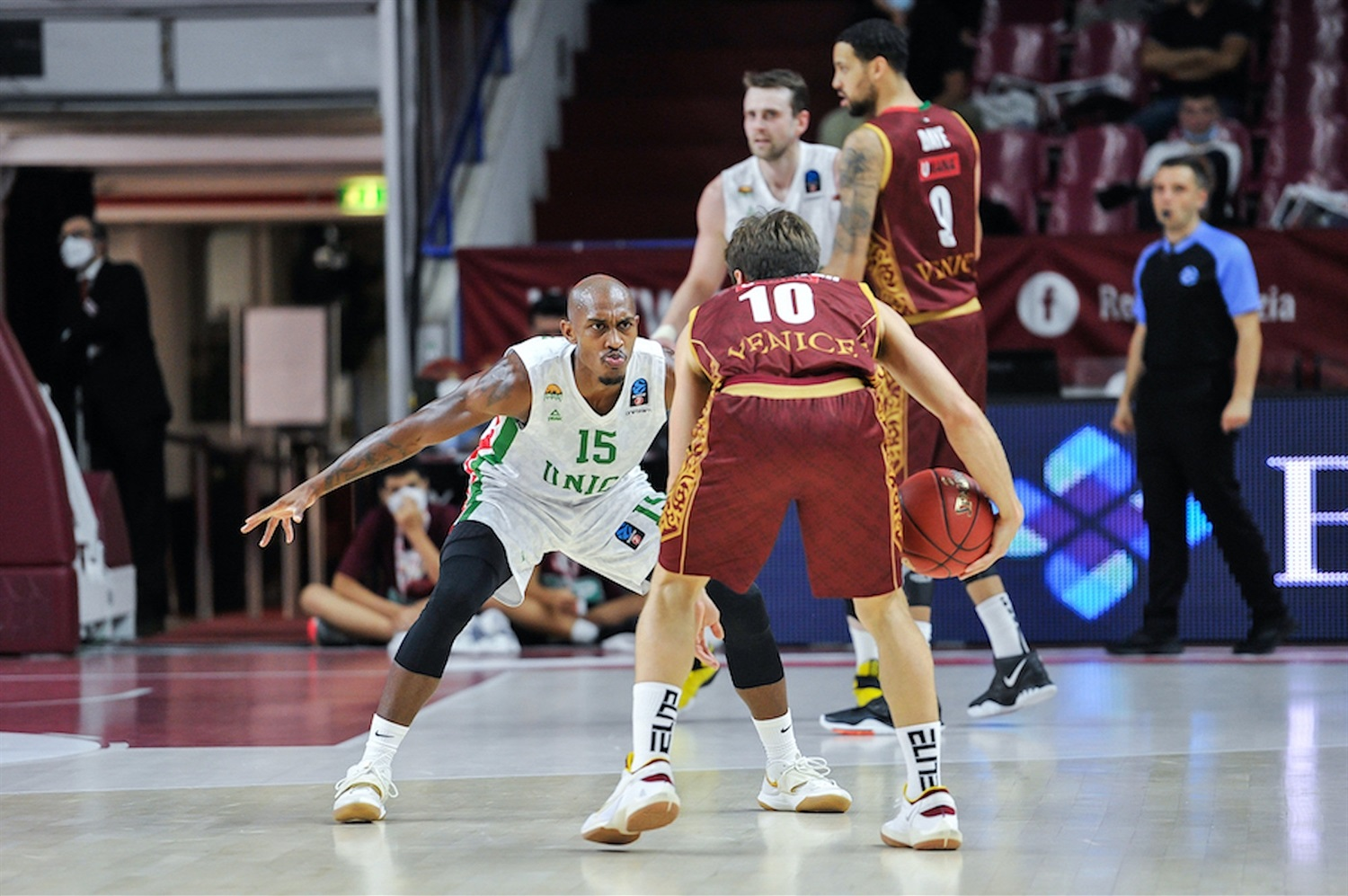 Jamar Smith - UNICS Kazan (photo Reyer) - EC20
