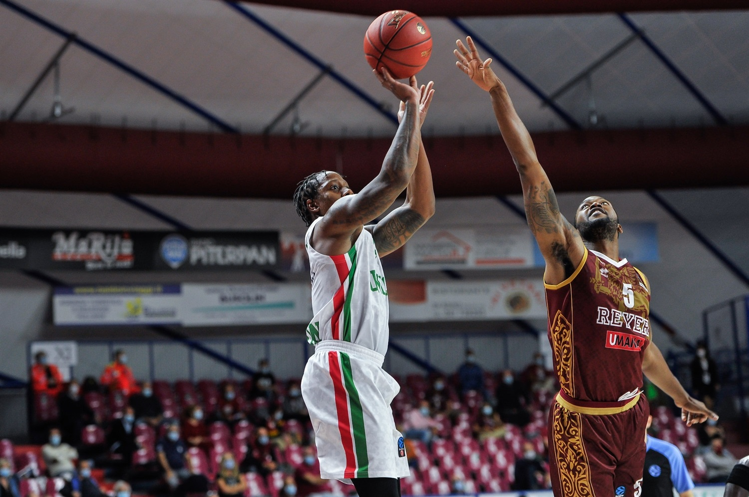 Isaiah Canaan - UNICS Kazan (photo Reyer) - EC20