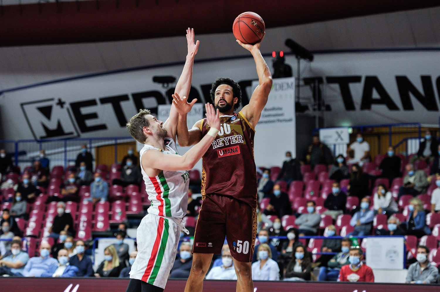 Mitchell Watt - Umana Reyer Venice (photo Reyer) - EC20