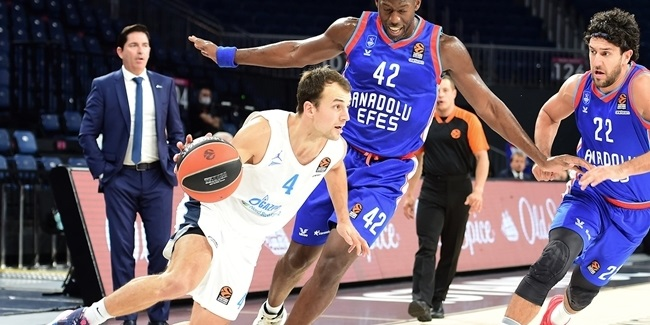 Pangos showed that this is not last season's Zenit
