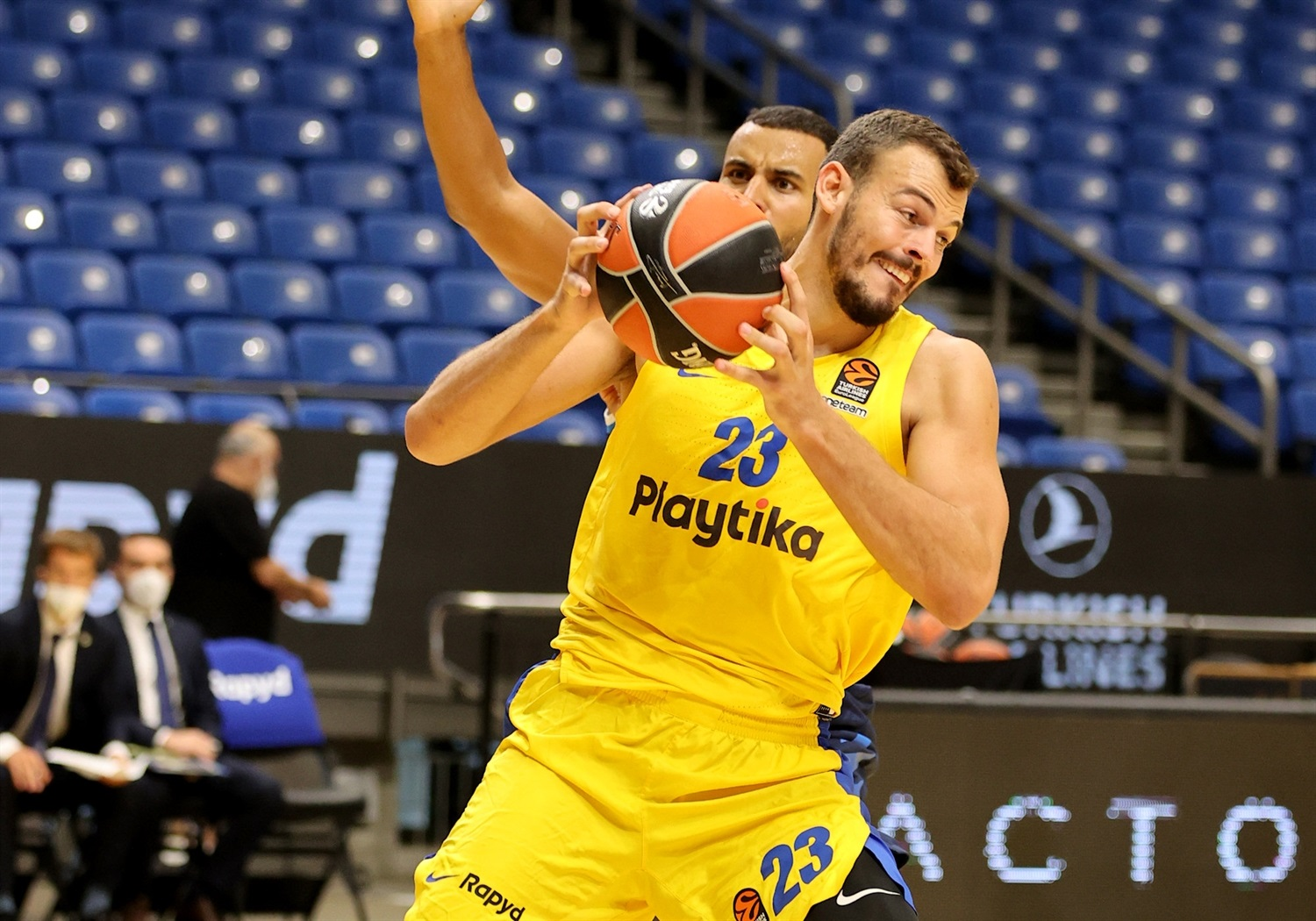 RS Round 1: Maccabi Playtika Tel Aviv vs. ALBA Berlin - 2020-21 SEASON -  Welcome to EUROLEAGUE BASKETBALL