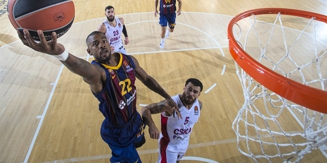 RS Round 1: FC Barcelona vs. CSKA Moscow