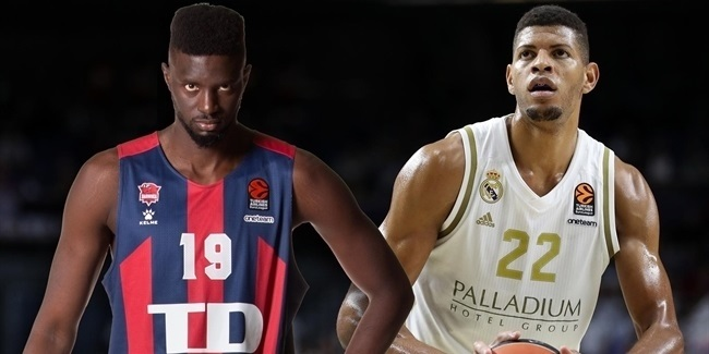 Head-to-head: Youssoupha Fall vs. Walter Tavares