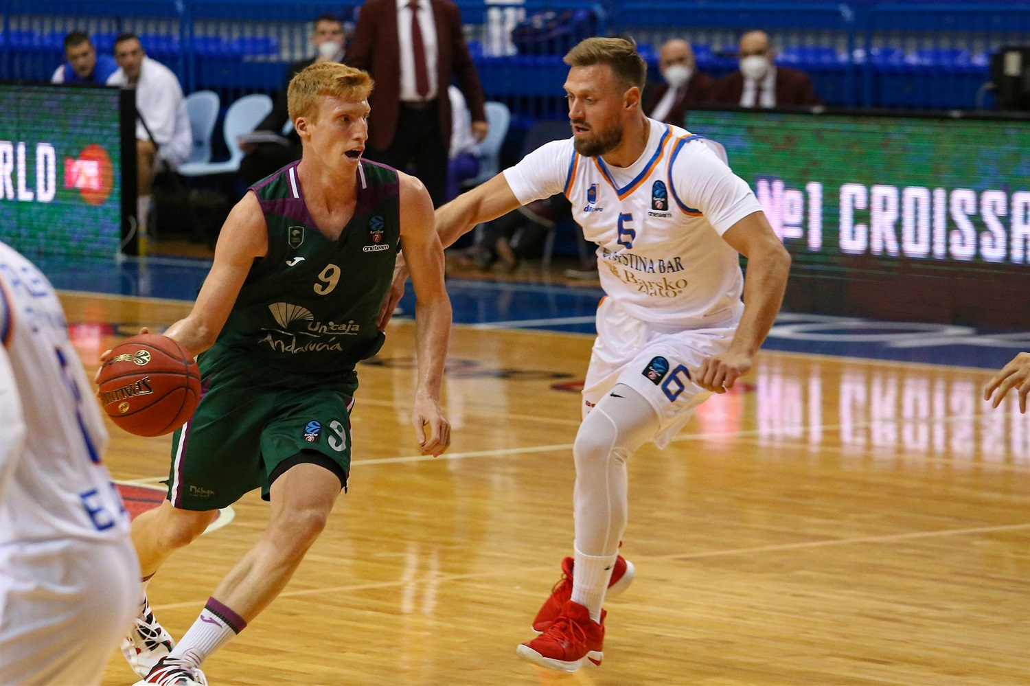 Alberto Diaz - Unicaja Malaga (photo Mornar) - EC20