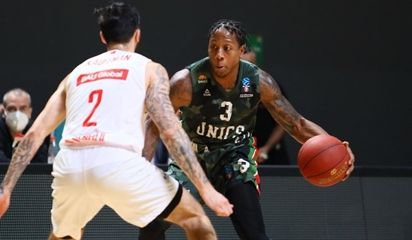 RS02 Report: UNICS survives battle with Bahcesehir for first win