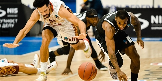 7DAYS EuroCup, Regular Season Round 2: Partizan NIS Belgrade vs. Umana Reyer Venice