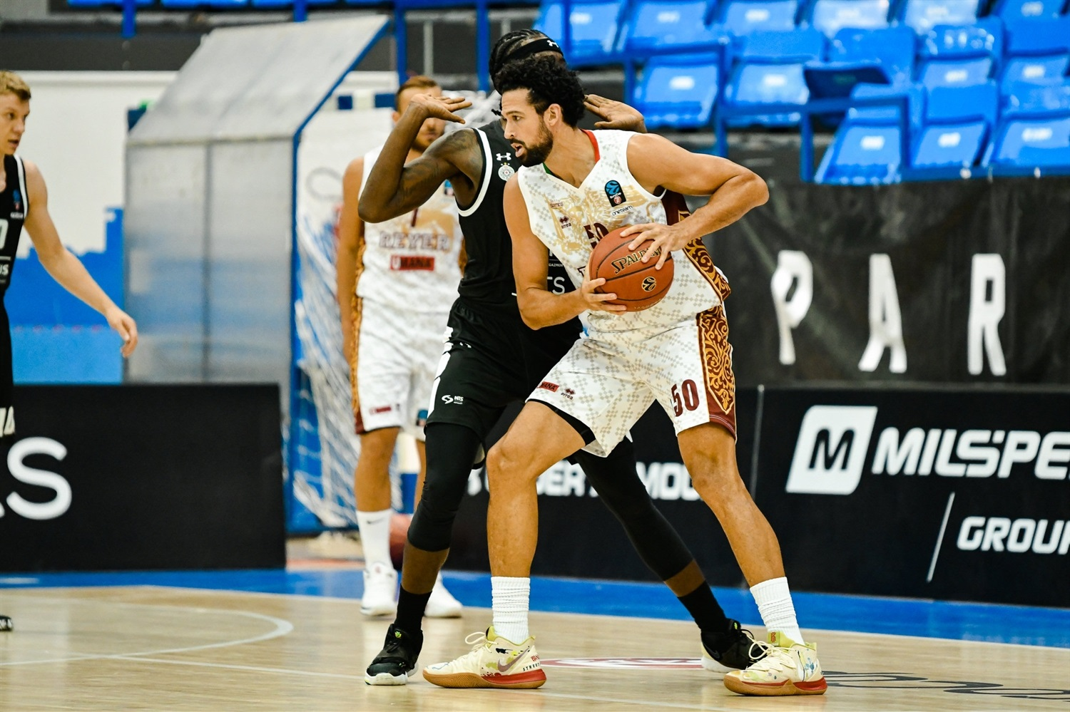 Mitchell Watt - Umana Reyer Venice (photo Partizan - Dragana Stjepanovic) - EC20