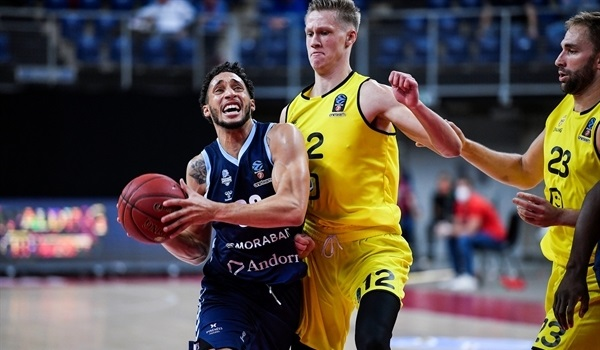 RS02 Report: Andorra defense shuts down Antwerp for first win