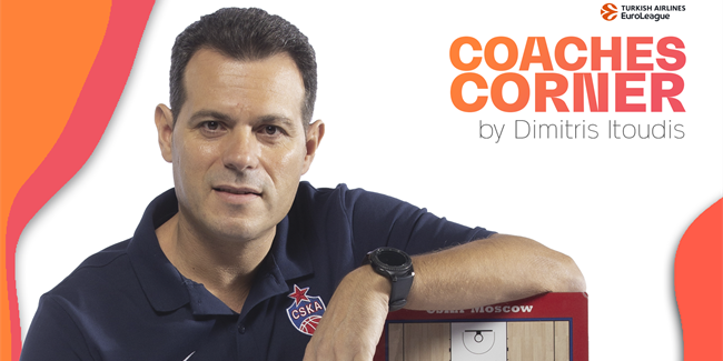 Dimitris Itoudis, CSKA: 'We scout all over'