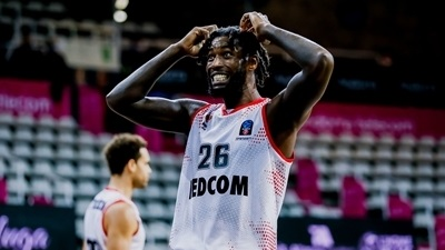 Maccabi inks Lessort to short-term deal