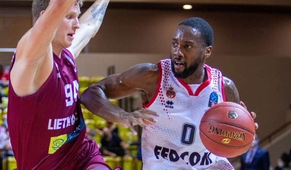 RS02 Report: Monaco uses big third quarter to blow Lietkabelis out