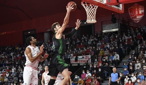 RS02 Report: Joventut survives Bourg's late rally