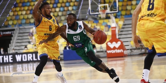 7DAYS EuroCup, Regular Season Round 2: Herbalife Gran Canaria vs. Nanterre 92