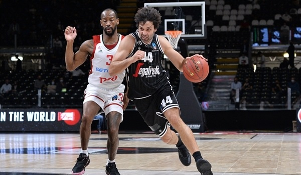 RS02 Report: Adams, Teodosic lead Virtus past Lokomotiv