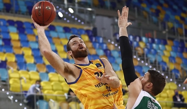 RS02 Report: Big fourth quarter carries Gran Canaria past Nanterre
