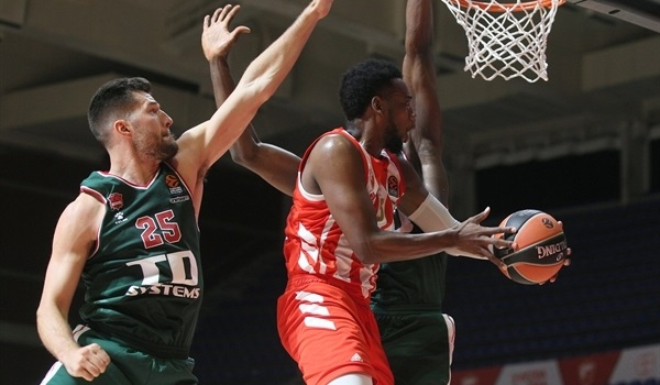 RS2 Report: Loyd powers Zvezda past Baskonia