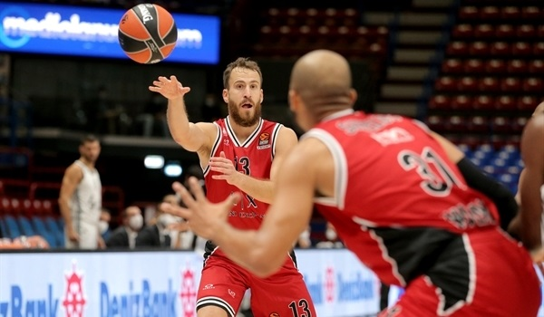 RS2 Report: Milan dominates ASVEL to get first home win