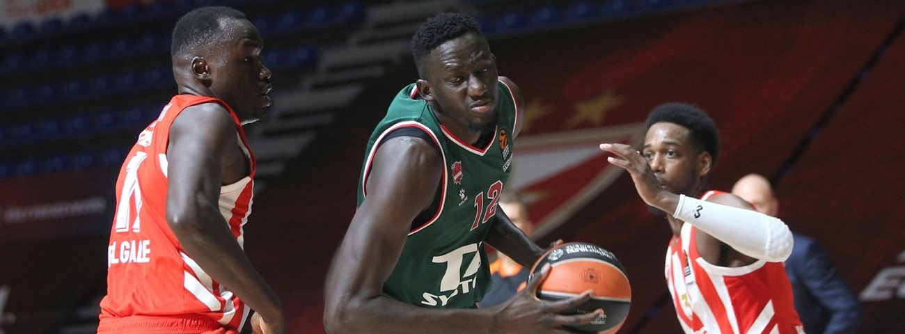 Gran Canaria adds more size with Diop