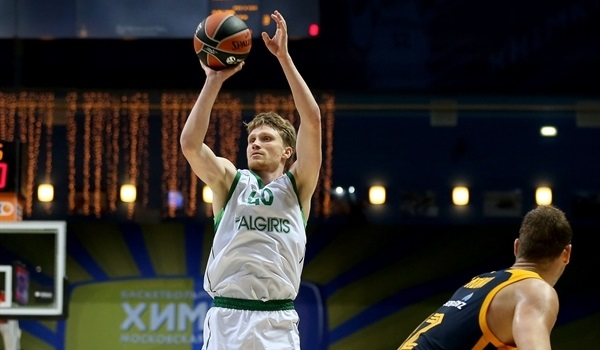 RS2 Report: Zalgiris holds off depleted Khimki