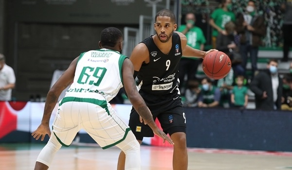 RS03 Report: Perfect Trento holds off Nanterre