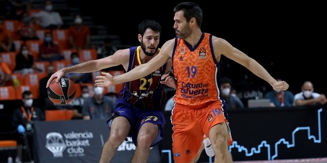 RS Round 3: Valencia Basket vs. FC Barcelona