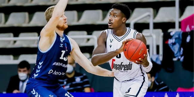 7DAYS EuroCup, Regular Season Round 3: MoraBanc Andorra vs. Virtus Segafredo Bologna
