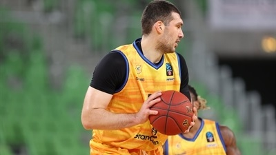 Blog, Beqa Burjanadze, Gran Canaria: 'The team is really motivated'