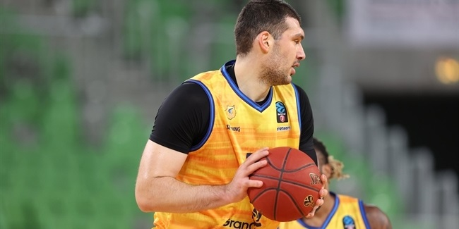 Beqa Burjanadze: 'The team is really motivated'