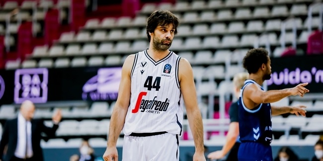 7DAYS EuroCup Regular Season MVP: Milos Teodosic, Virtus