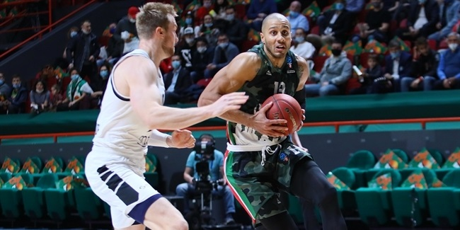 7DAYS EuroCup, Regular Season Round 3: UNICS Kazan vs. Partizan NIS Belgrade