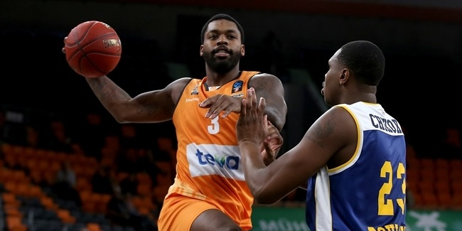 7DAYS EuroCup, Regular Season Round 3: ratiopharm Ulm vs. Boulogne Metropolitans 92
