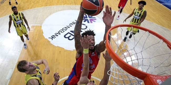 Clyburn was more than CSKA's clutch hero