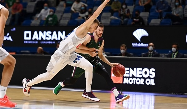 RS03 Report: Unicaja rallies past Buducnost