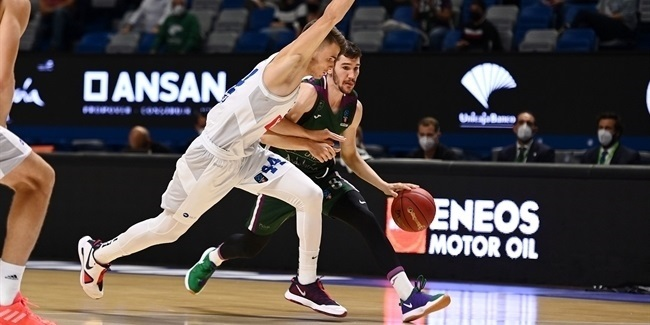 7DAYS EuroCup, Regular Season Round 3: Unicaja Malaga vs. Buducnost Voli Podgorica