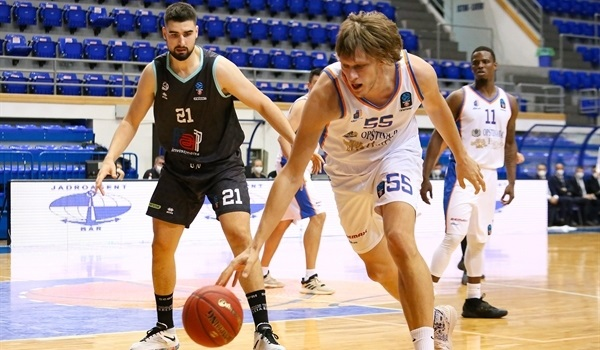 Mornar got going with another fast start