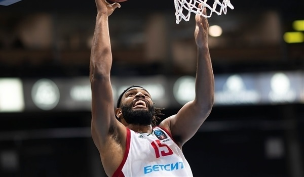 MVP of the Week: Alan Williams, Lokomotiv