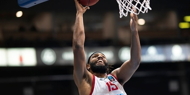 7DAYS EuroCup MVP of the Week: Alan Williams, Lokomotiv