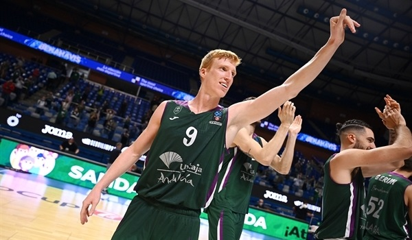 Trademarks: EuroCup guards are sharing and caring at sky-high rates