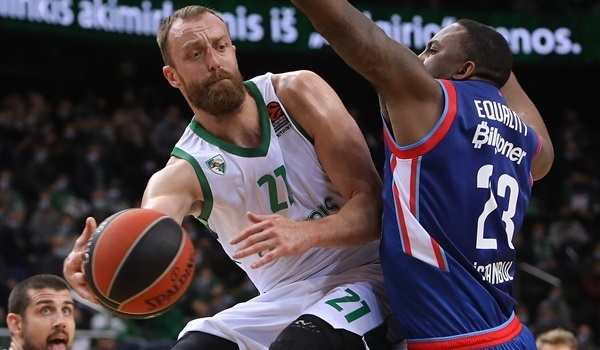 Trust, energy keyed Zalgiris's great start