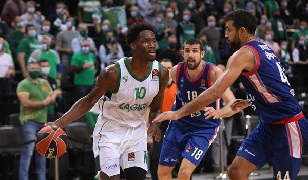 RS4 Report: Top-of-the-table Zalgiris rocks Efes